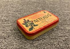 Vintage Altoid Box