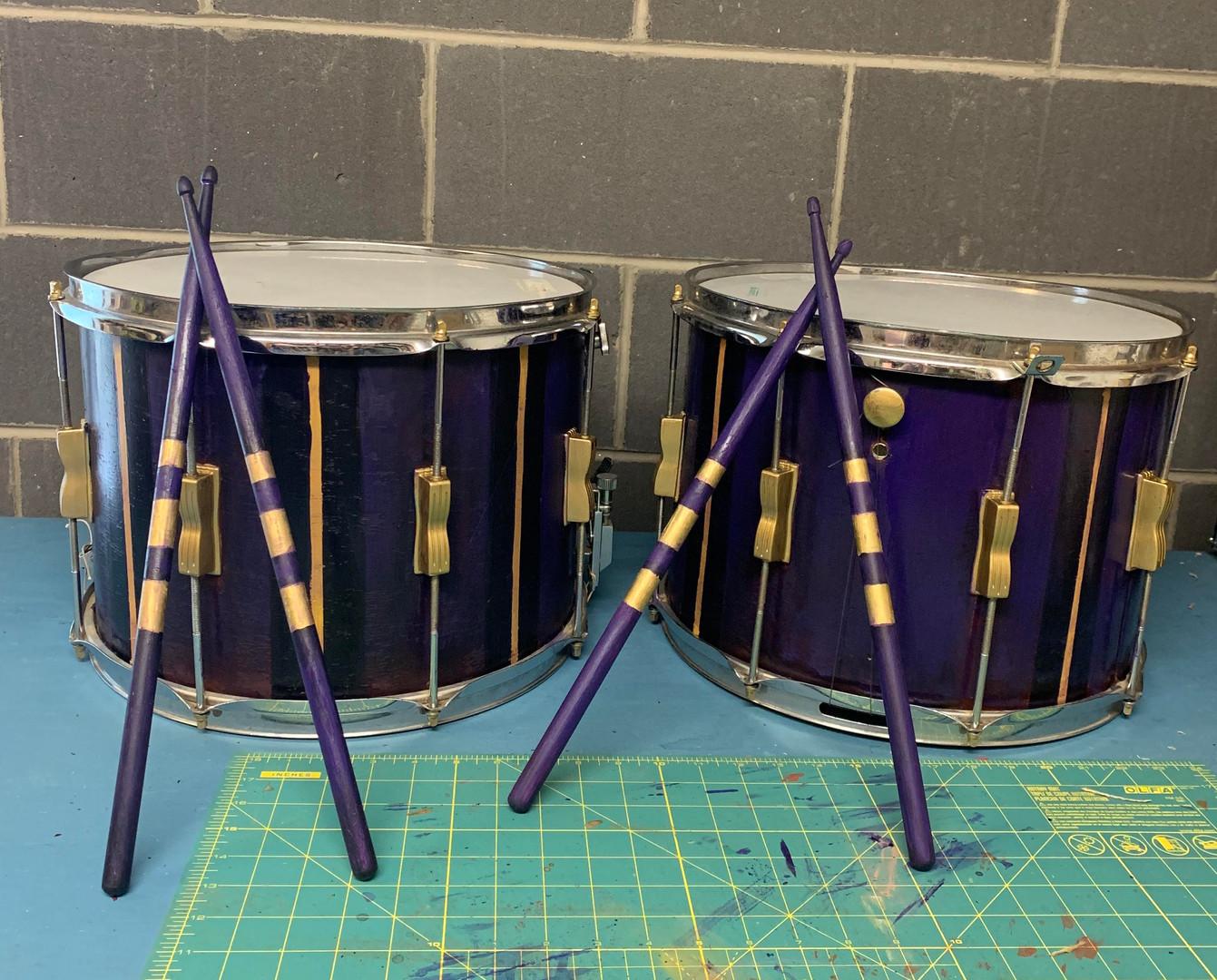 Town Crier Drums