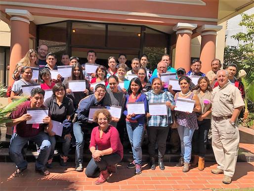 TODA LA FAMILIA AGENAL EN JORNADAS EDUCATIVAS