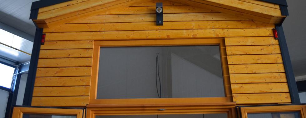 Große Fenster/Türen