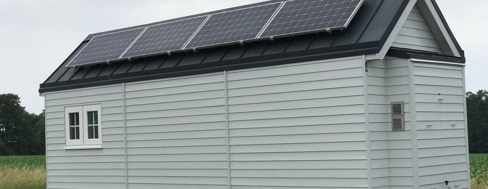 Ausstellungsmodell für Firma SolarEdge für Messen
