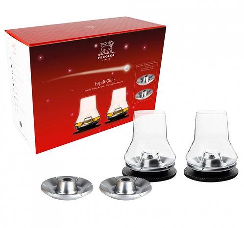 Coffret de Dégustation Whisky Esprit Club Peugeot
