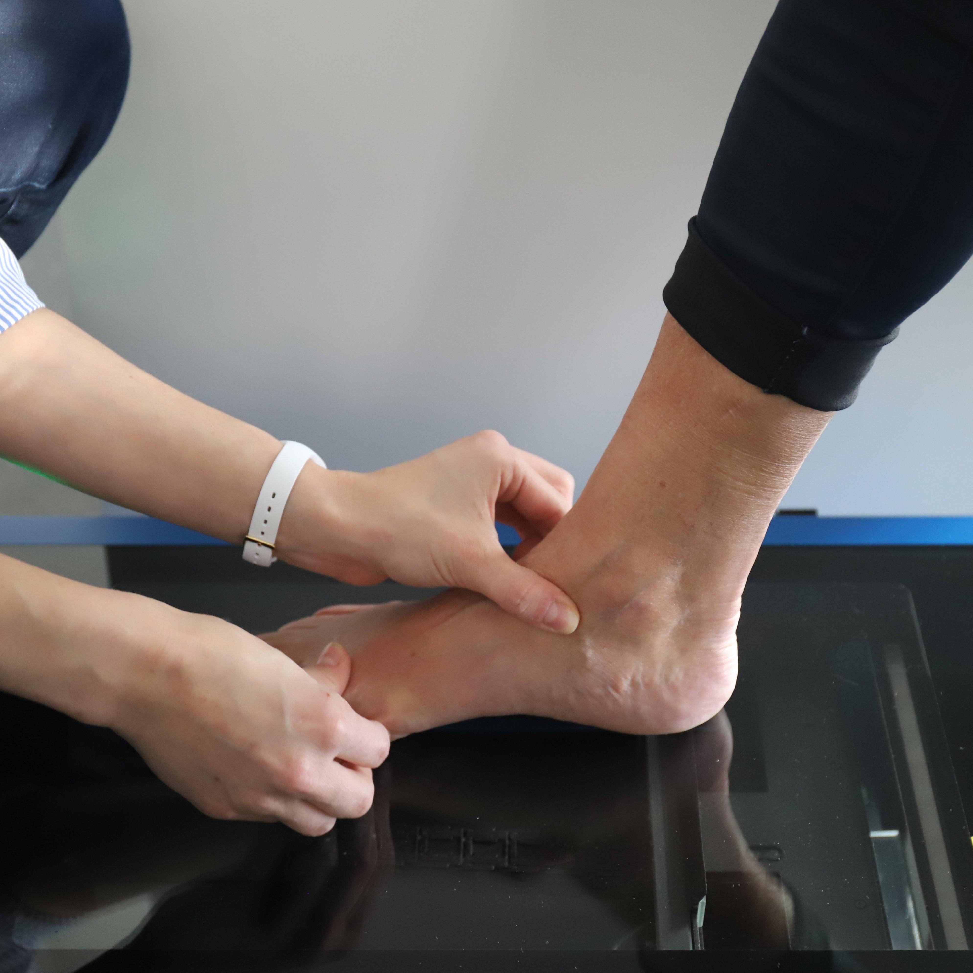 5. 3D-voetscan