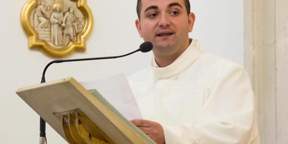 Lettorato del seminarista Francesco Spinello