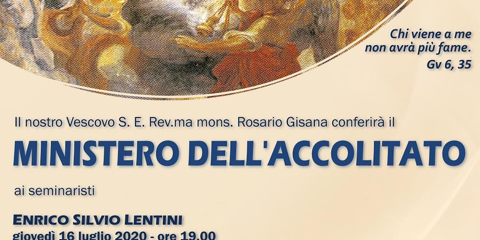 Accolitato di Francesco Spinello