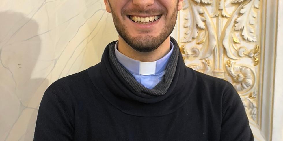 Ordinazione presbiterale di don Samuel La Delfa