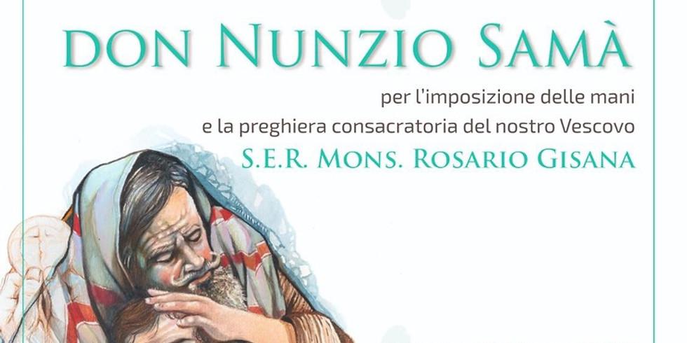 Ordinazione presbiterale di don Nunzio Samà
