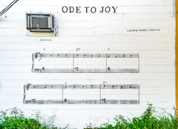 Ode To Joy Mural EGAD