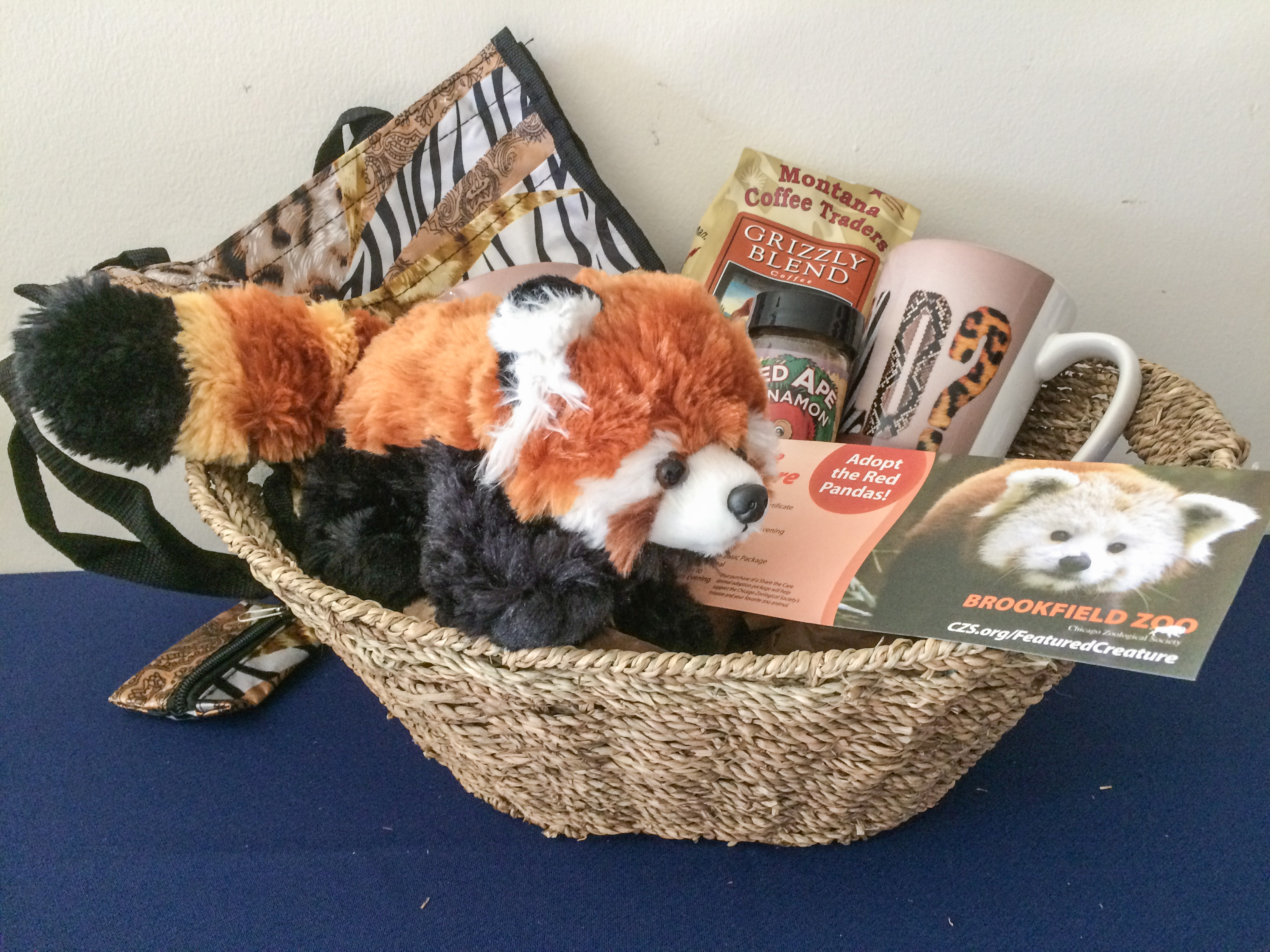 Zoo Membership Basket