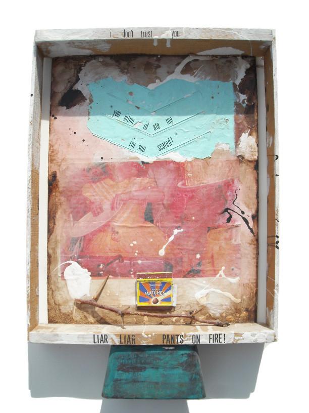 Liar, Liar- Judith Ann Miller