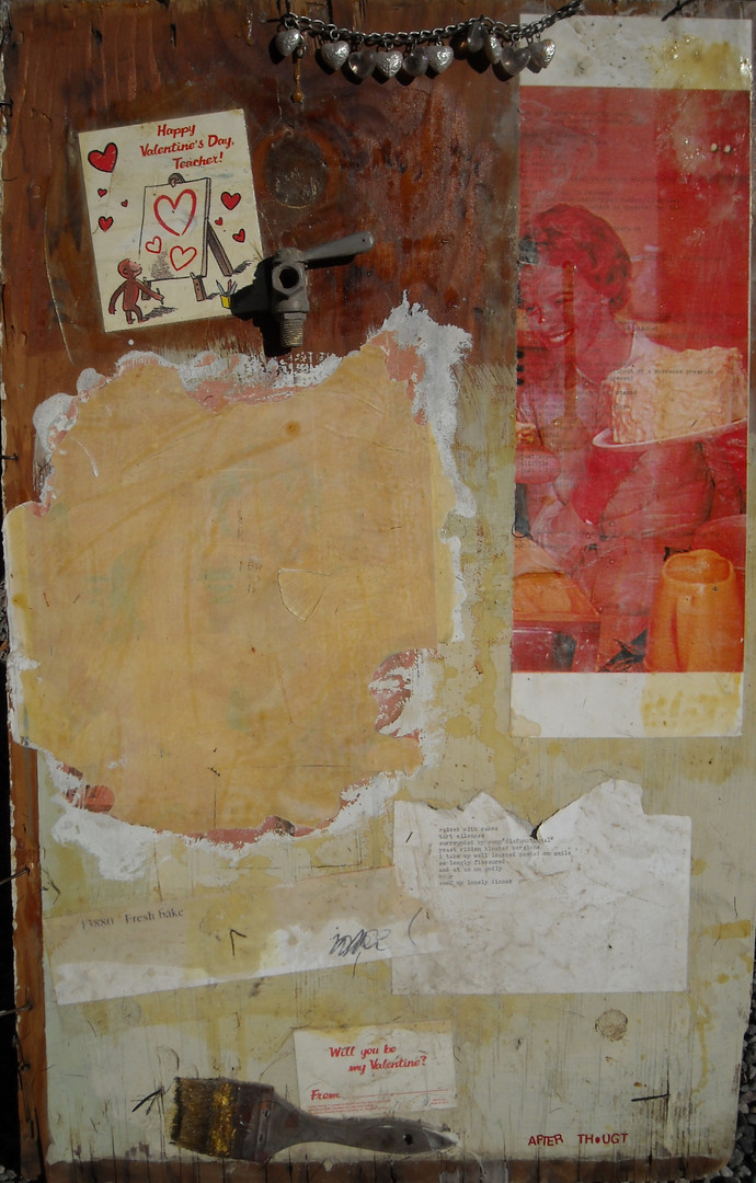Afterthought- Judith Ann Miller