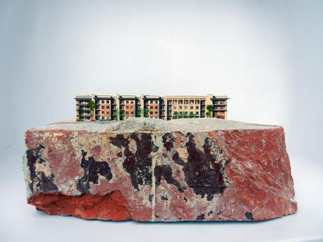 DeGrazia Brick- Judith Ann Miller