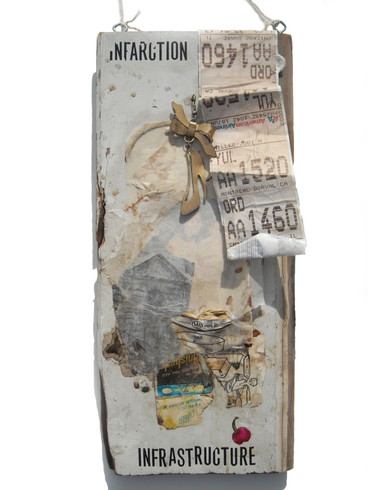 Infarction/Infrastructure- Judith Ann Miller