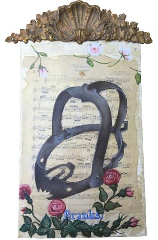 Scold's Bridle- Judith Ann Miller