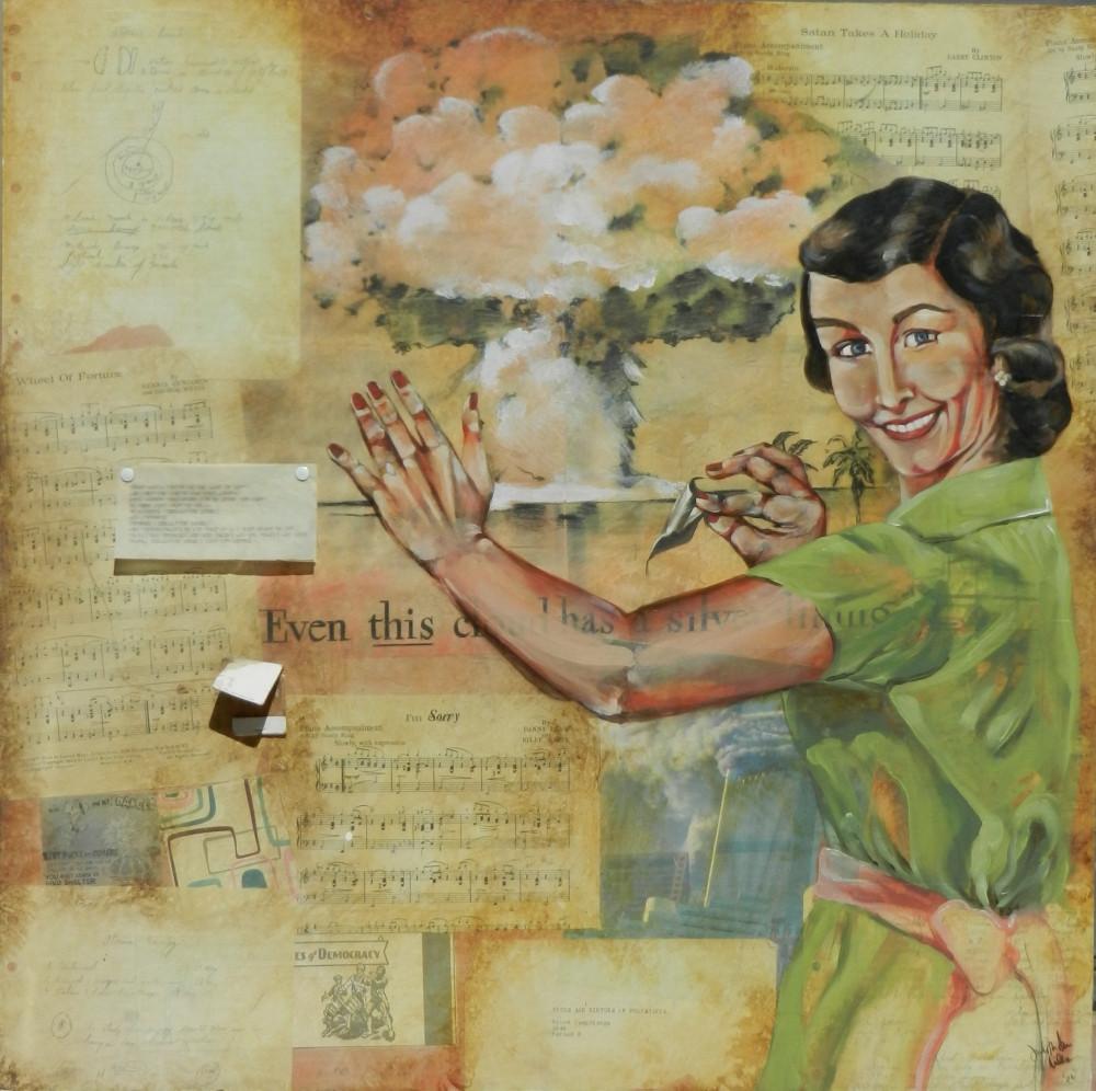 Justified/Illegitimate- Judith Ann Miller