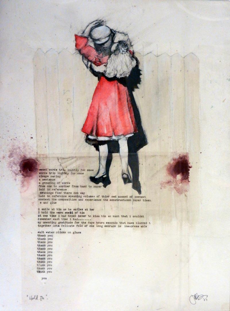 Hold On- Judith Ann Miller