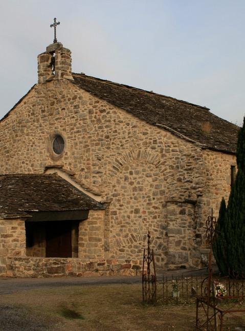 La Salvetat chapelle Saint Etienne de Ca