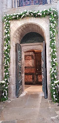 Puerta Santa de la Catedral de Santiago.