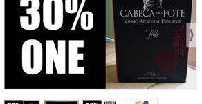 30% ONE PARA CAJA DE 6 BOTELLAS DE VINO CABECA DO POTE, TINTO (VALOR $55 USD) CIUDAD DE PANAMÁ