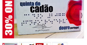 30% ONE PARA CAJA DE 6 BOTELLAS DE VINO QUINTA DO CADÃO (VALOR $55 USD) CIUDAD DE PANAMÁ