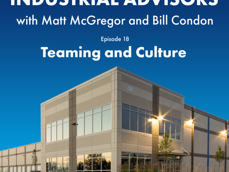 Episode #18: Teaming and Culture