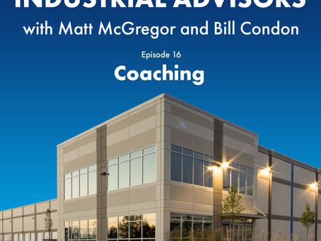 Episode #16 - Coaching