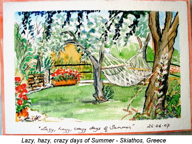 Lazy, Hazy, Crazy Days of Summer.jpeg
