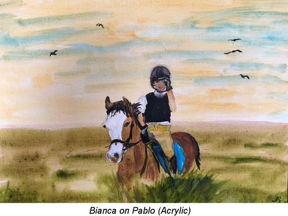Bianca on Pablo.jpeg