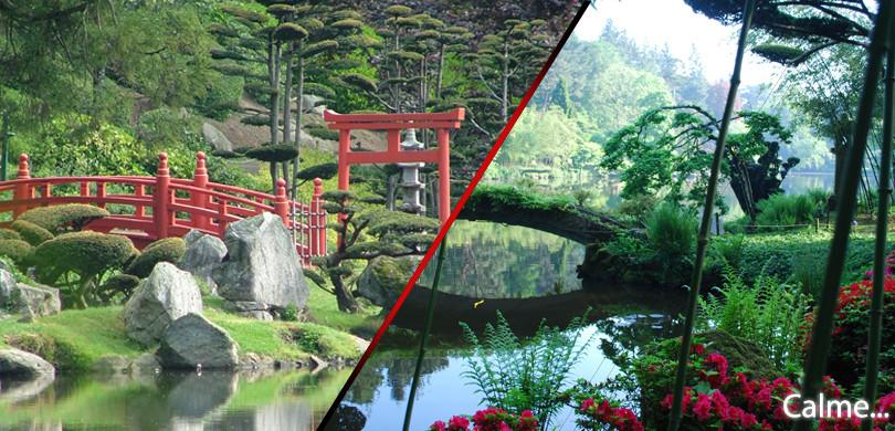 Le Plus Grand Jardin Japonais d'Europe