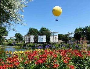 Terra Botanica, le parc à thème consacré à la vie végétale