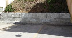 Jumbo block wall