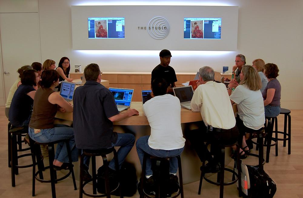 Apple – Palo Alto, CA - 2007