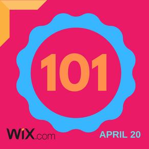 💻Wix 101 - 4/20- Getting Familiar
