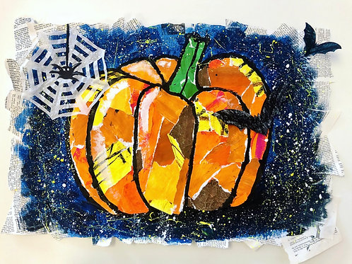 Pumpkin Art Workshop