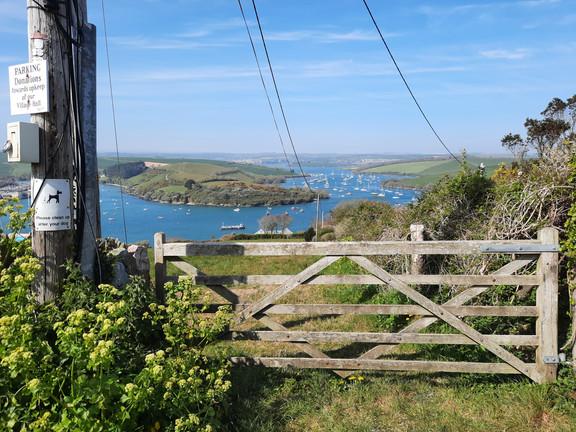Devon Coast Path: *East Portlemouth to Gara Rock (part circular) 5 miles - O/S Landranger 202