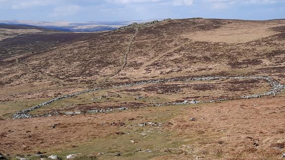 Dartmoor: Grimspound - Broad Burrow (Circular) 6.5 miles