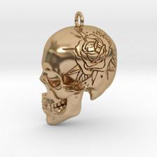 Skull Pendant Commission