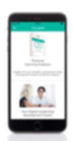 The digital leadership DevelopmentGPS TalUpp App