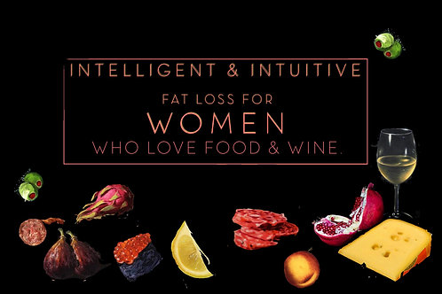 Intelligent & Intuitive 12 Week PROGRAM