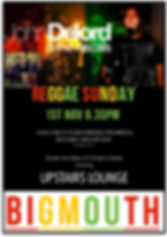 Live music Sunday sessions at Big Mouth