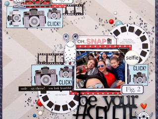 #Be Your Selfie {June Stash Smash}
