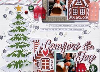 Comfort & Joy | Debbi Tehrani