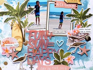 Fun + Sun = Happy Days | Debbi Tehrani