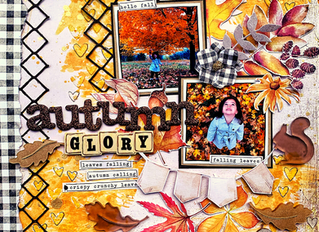 Autumn Glory | Debbi Tehrani