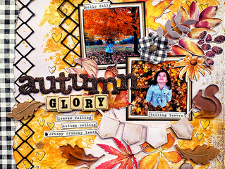 Autumn Glory | Debbi Tehrani