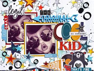 The Original Cool Kid | Debbi Tehrani