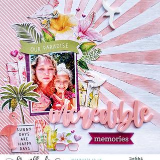 Incredible Memories | Debbi Tehrani