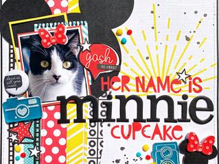Her Name Is Minnie Cupcake | Debbi Tehrani