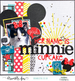 Her Name Is Minnie Cupcake | Debbi Tehrani
