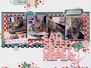 Eat. Sleep. Craft. Repeat. | Debbi Tehrani